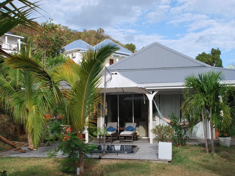 VILLA D\'O : location de villa à Saint Martin dans les antilles ...